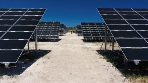New solar array installed at Rottnest Island