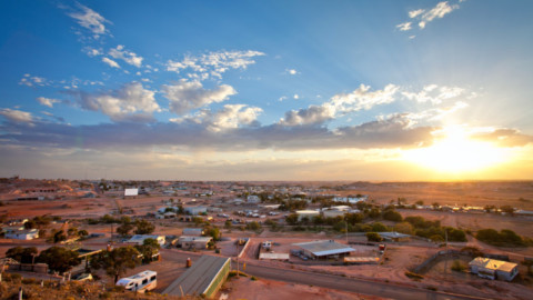 Coober Pedy powered by renewable energy