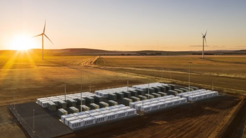 Tour the Hornsdale Power Reserve at energy storage conference