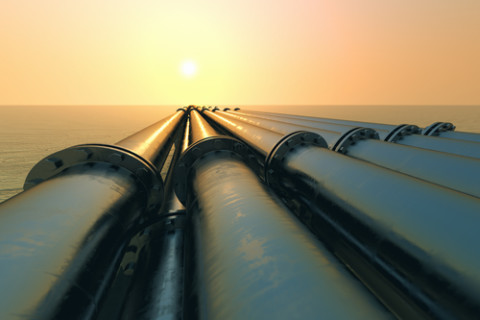 New gas transport contract