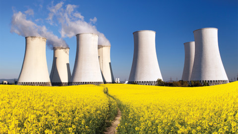 Nuclear energy an option for Australia