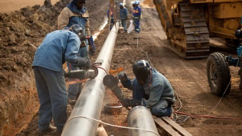 Vital gas pipeline standards published