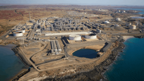 New Karratha Gas Plant services contract awarded