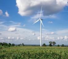 First turbine unveiled at Tasmanian wind farm