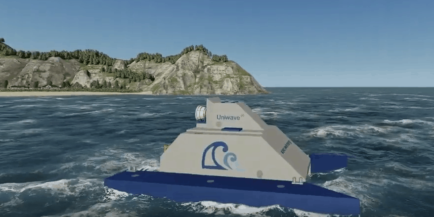 Wave energy technology trial receives $4 million in ARENA funding