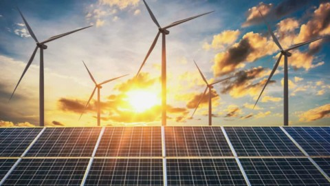 ACT 'reverse-auctions' renewable energy construction