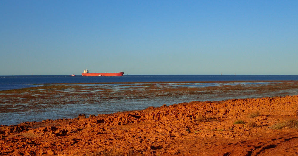 LNG boosts Northern Territory's export record