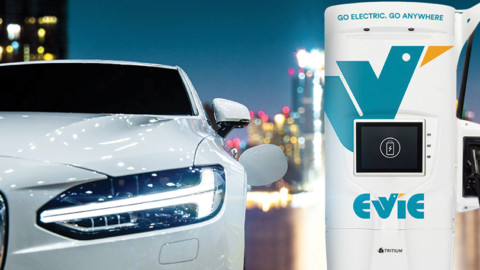 Accelerating the uptake of EVs: Implementing one of Australia's biggest charging networks