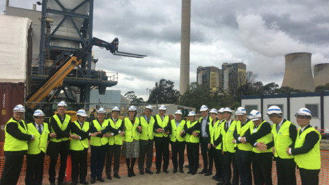 Victoria powers ahead with new hydrogen facility