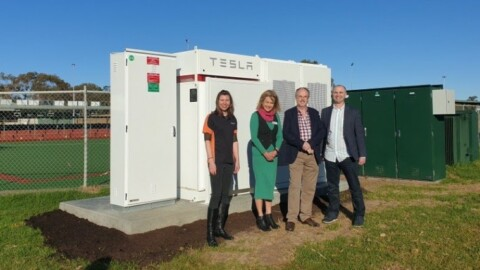 Margaret River trials unique community battery