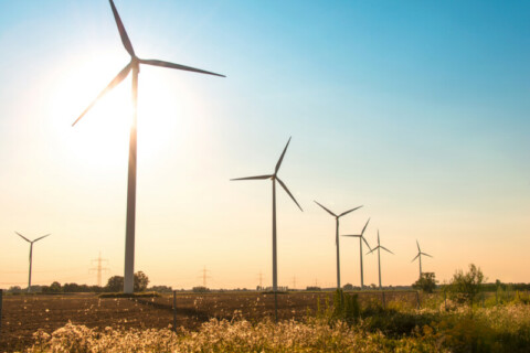 450MW PPA for Clarke Creek Wind Farm