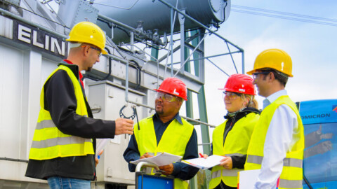 Cost-effective and time-optimised substation asset testing