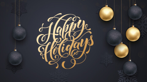 Happy holidays from the Energy team
