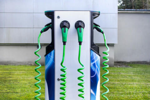 High-tech rapid EV charger hits Central Victoria