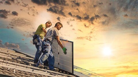 Rays the roof: accommodating home solar and batteries into the grid