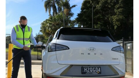 QLD brings hydrogen-powered vehicles into the mix